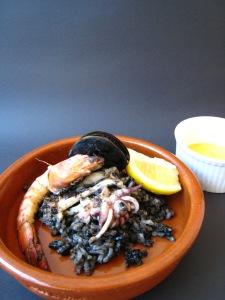 Paella Negra