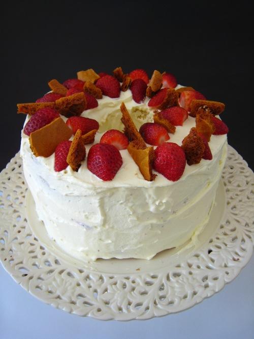 El Comedor Recipe Brittle Torte Trissalicious