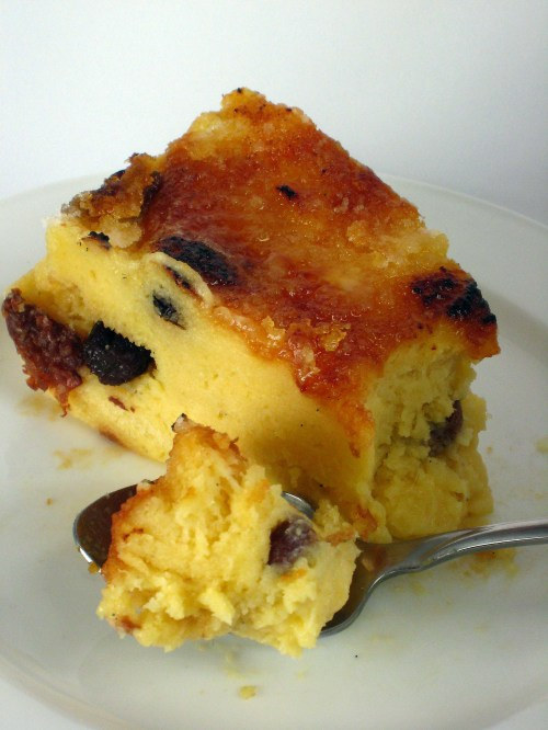 Basic Bread & Butter Pudding