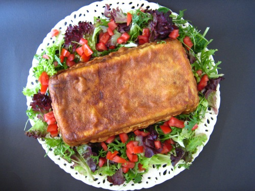Julia Child's Vegetable Gateau
