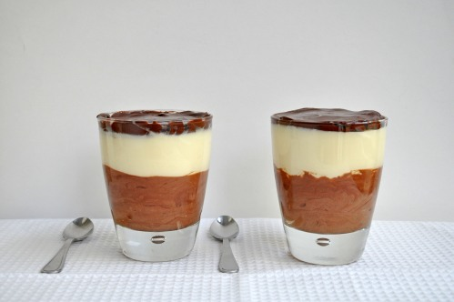 Chocolate Mousse Verrines