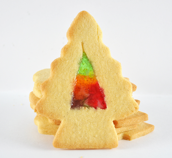 All They Want For Christmas Series Stained Glass Christmas Cookies
