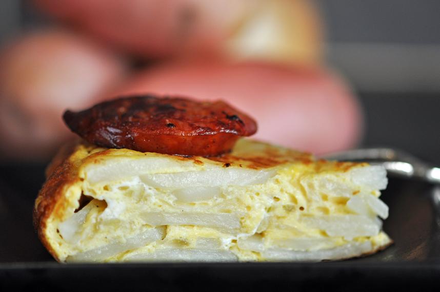 Tortilla Española | Trissalicious