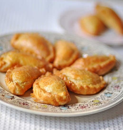 Chicken and Chorizo Empanada – Kulinarya Cooking Club ...