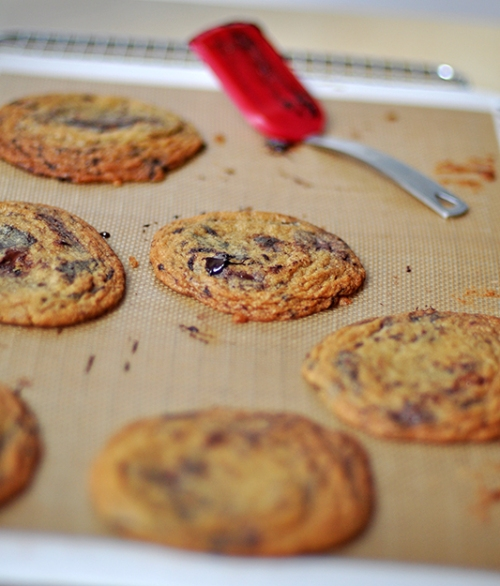 Ad Hoc Chocolate Chip Cookies