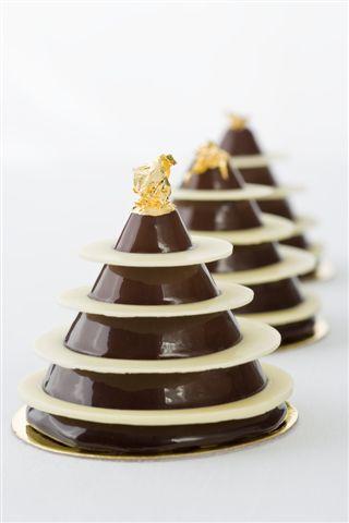 Savour's Chocolate Petit Gateau