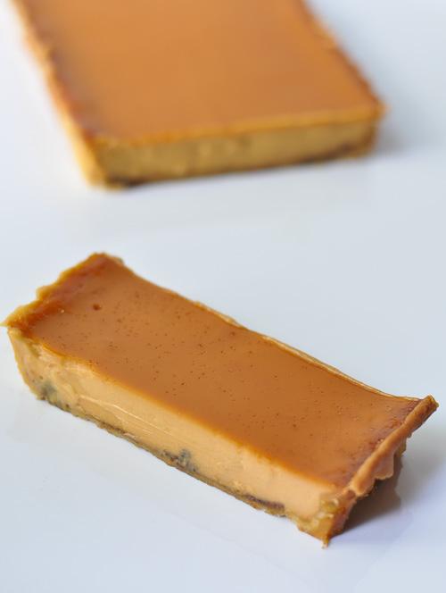 Etch Caramel Date Tart