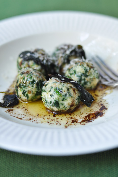 Ricotta Gnudi Recipes — Dishmaps