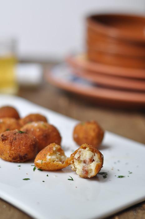 Chorizo Croquetas