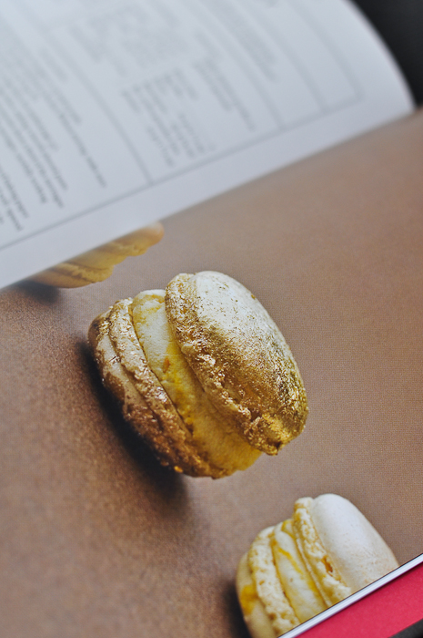 Honey Macarons
