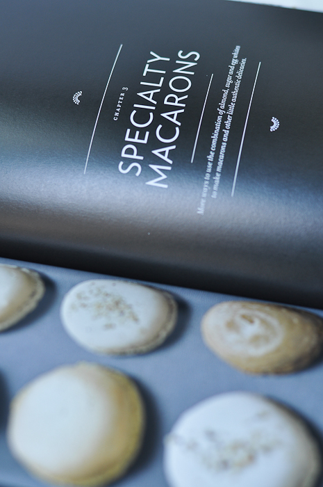 Specialty Macarons