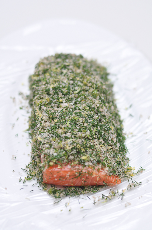Sugar-cured Salmon