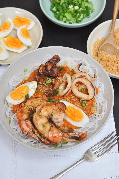 how to cook palabok tagalog