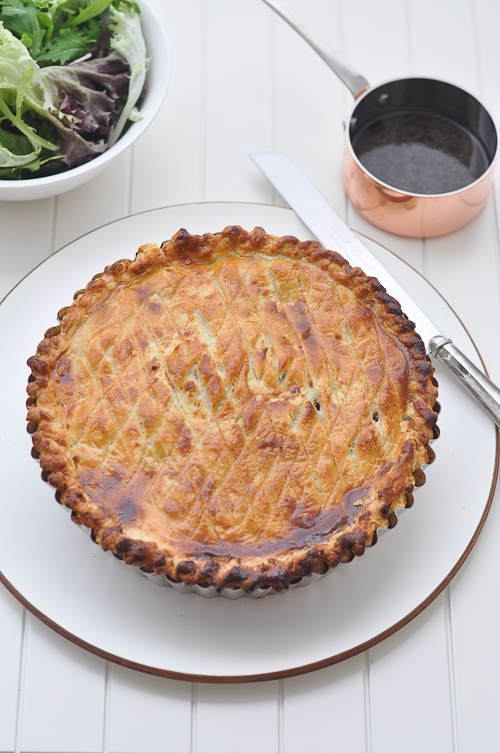 Chicken Pie - inspired by Maggie Beer