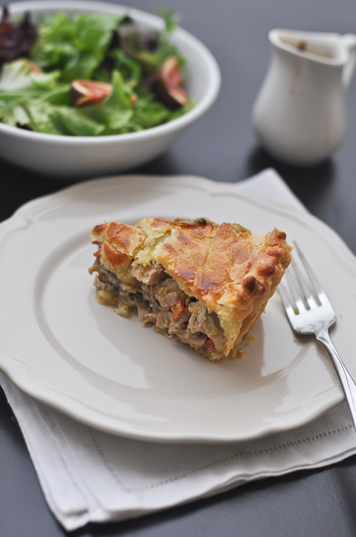 Chicken Pie inspired by Maggie Beer
