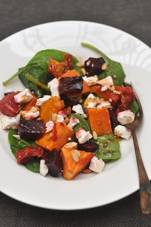 Color Run Salad